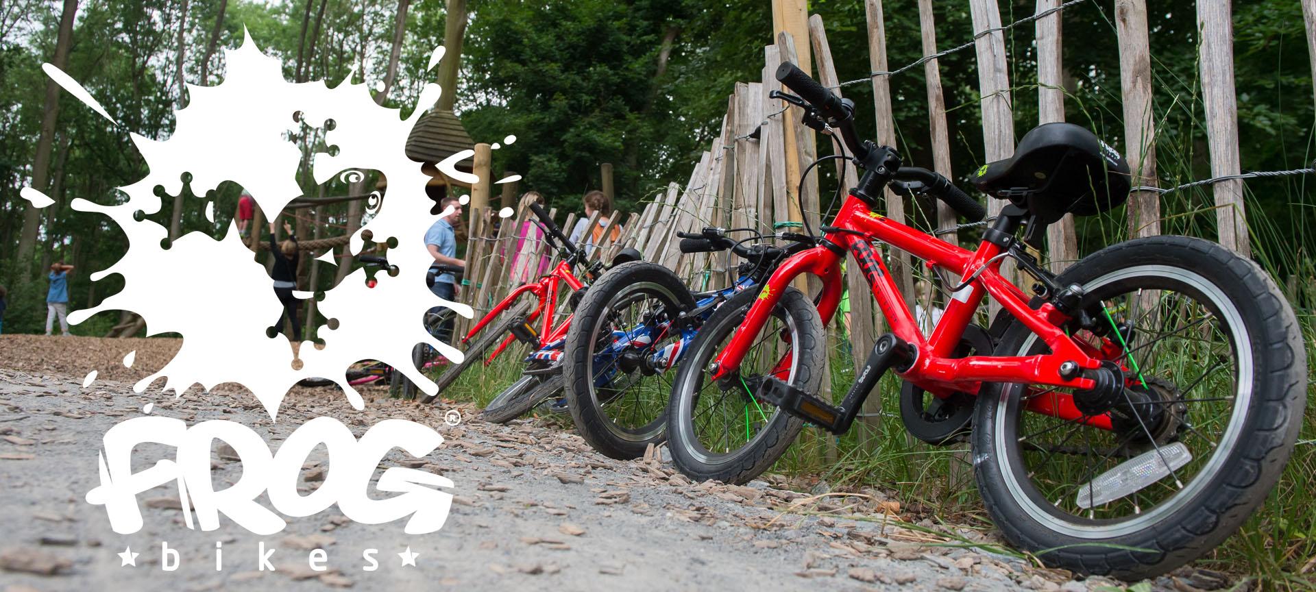 FROG Childrens Bikes