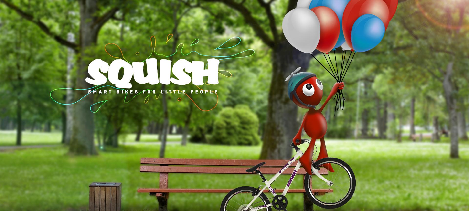 SQUISH Childrens Bikes