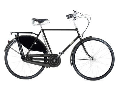 "PASHLEY Roadster Classic 20.5/28"" Buckingham Black  click to zoom image"